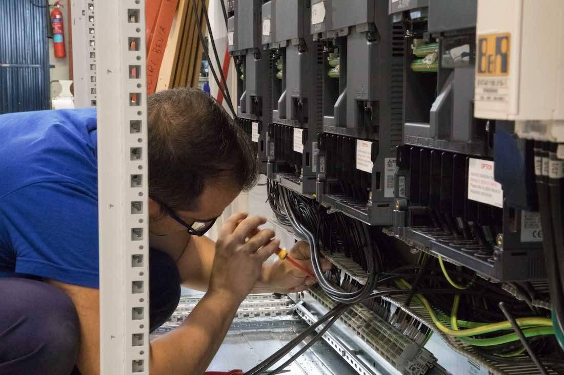mantenimientos eléctricos industrial